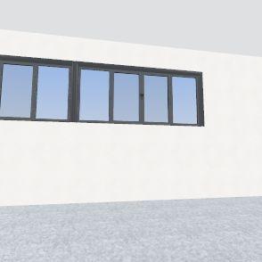 cocina itsa Interior Design Render