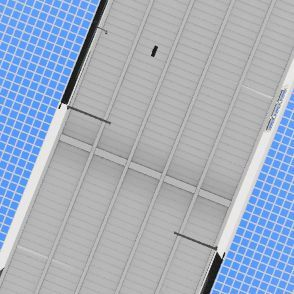 hangar Interior Design Render