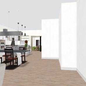 reforma casa velha 2 Interior Design Render