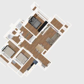 主任桃園6樓 Interior Design Render