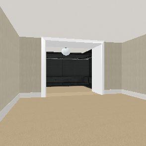 New Pomona California Suite Home Plaza. 7/16/19. Interior Design Render