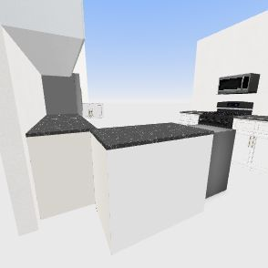 Hencke House Interior Design Render
