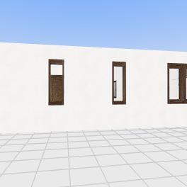 Projekt změna listopad Interior Design Render