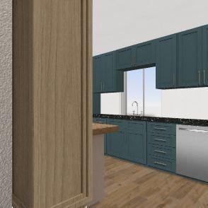 d22E-1 Interior Design Render