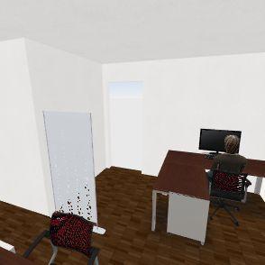 oficina 2018 Interior Design Render
