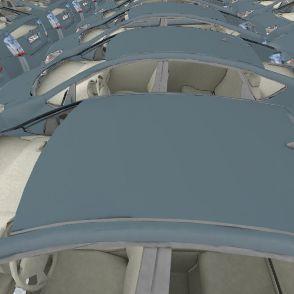 prius Interior Design Render