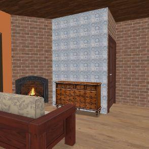 CABAÑA XALAPA Interior Design Render