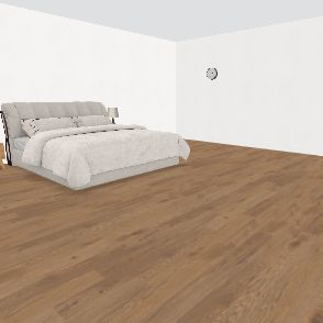 Donte's Bedroom Interior Design Render