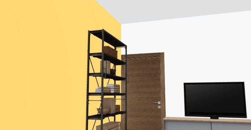 CUARTO LUIS III Interior Design Render