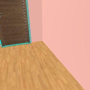 cuarto lu Interior Design Render