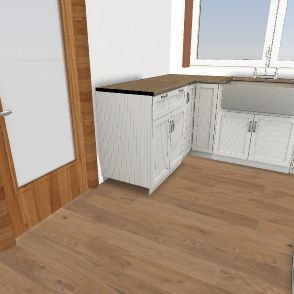 Another Tiny House Interior Design Render