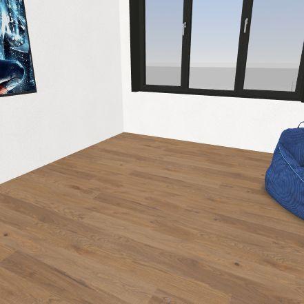 camera clinceni Interior Design Render
