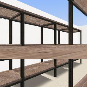 American Pet - Loja P (00) Interior Design Render