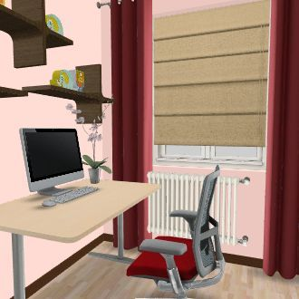 IFE 2nd floor kids room Interior Design Render