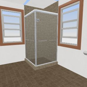 Frank & Jan Corrick Interior Design Render