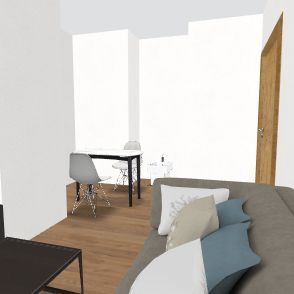 Rosaliens ding Interior Design Render