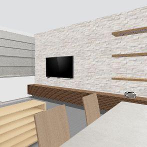 Planta ap Interior Design Render