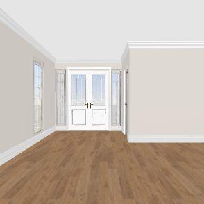 Working  Interior Design Render