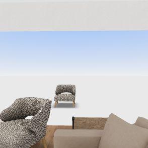 Spiller Residence Interior Design Render