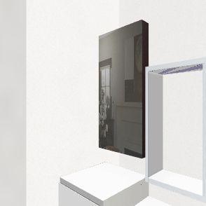 Jeronimo Munhoz - Wc novo Interior Design Render