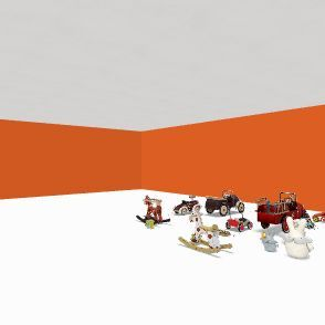 The Child´s dream Interior Design Render