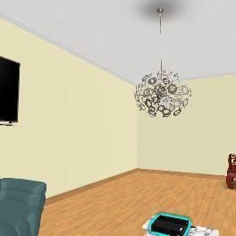 THE HOME Interior Design Render