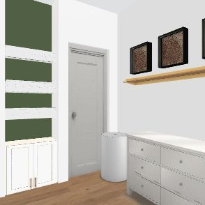 Windsor Nursery Interior Design Render