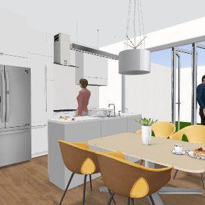 CASA r04 Interior Design Render