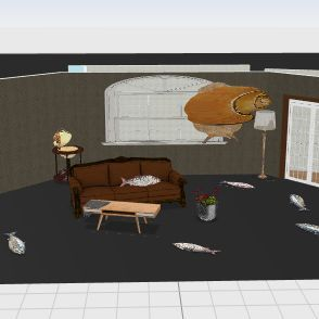 Tech I honted house 2019a Interior Design Render