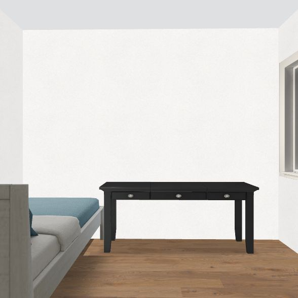 Nuova Camera bimbi 2 Interior Design Render