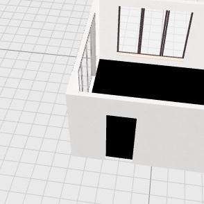Taylor Master Bed&Bath Interior Design Render