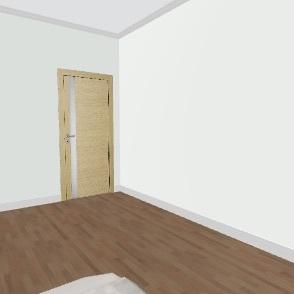 Gabby's room Interior Design Render