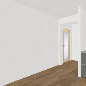extension permis Interior Design Render