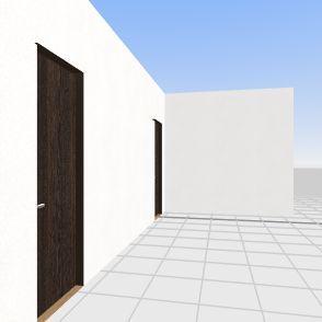 Casa Nova Araruama Interior Design Render