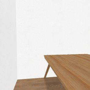 Craft Room Interior Design Render