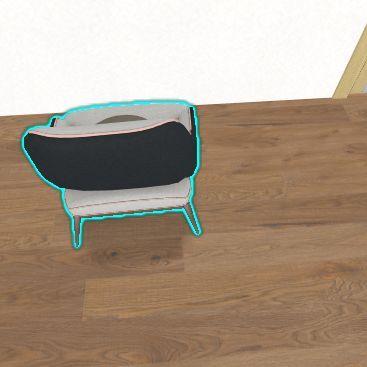 wohnung BRGT Interior Design Render