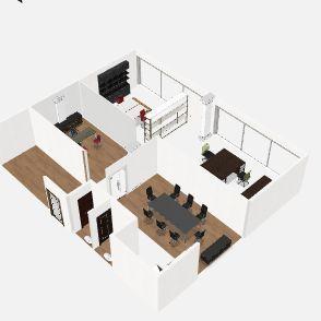 ACG Office ver.4 Interior Design Render