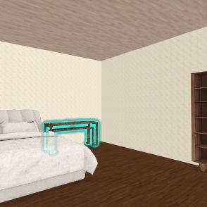 A house -Tristen Thompson Interior Design Render