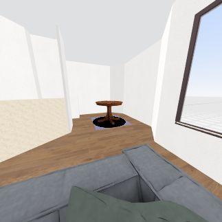 Living Area - Durango Interior Design Render