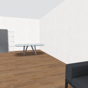 tylas apartment Interior Design Render
