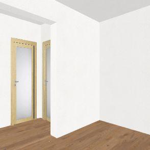 Template Interior Design Render