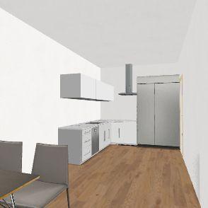 návrh - tmp Interior Design Render