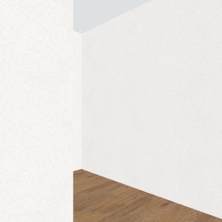 Modelo de nova casa Interior Design Render