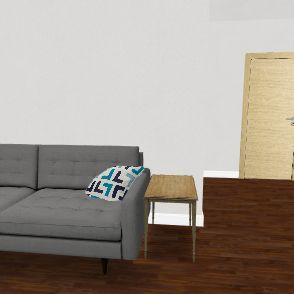 First House Interior Design Render