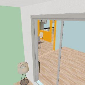 My first edifice Interior Design Render