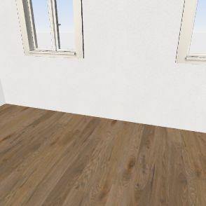 Second Floor Redesign Interior Design Render