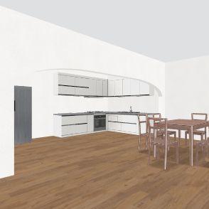 joao house Interior Design Render