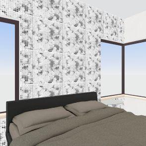 Charlotte's rooms Interior Design Render