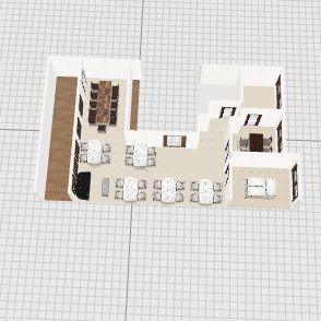 懷寧街6樓-1 Interior Design Render