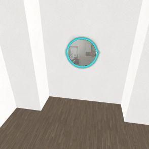 huisje Interior Design Render